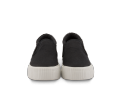 neushop_ 15SE-03 Platform Canvas Slip-On_black_3