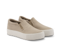 neushop_ 15SE-03 Platform Canvas Slip-On_khaki_2