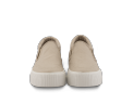 neushop_ 15SE-03 Platform Canvas Slip-On_khaki_3
