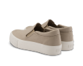 neushop_ 15SE-03 Platform Canvas Slip-On_khaki_4
