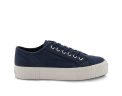 neushop_15SE-04 Platform Canvas Sneakers_navi_1