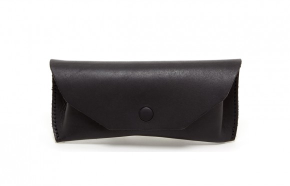 Graf Lanz Nikko Eyeglass Case Black
