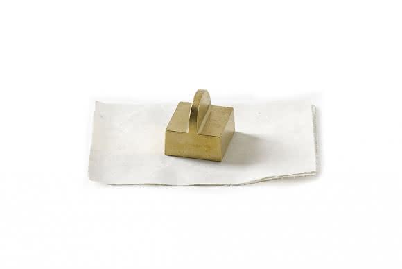 Saikai Brass Paper Weight