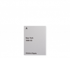 Antoine D'agata - New York 1989-93