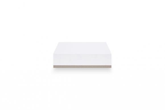 Memoblock M 350 Sheets White Front