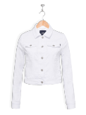 Destin Jacket White